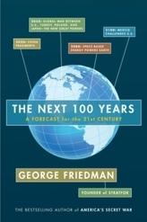 The Next 100 Years. Die nächsten hundert Jahre, englische Ausgabe