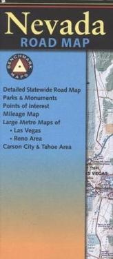 Benchmark Road Map Nevada