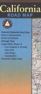 Benchmark Road Map California