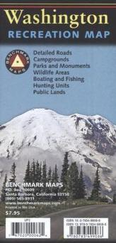 Benchmark Recreation Map Washington