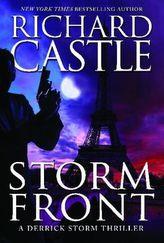 Storm Front. Storm Front / Sturmfront, englische Ausgabe