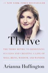 Thrive. Die Neuerfindung des Erfolgs, englische Ausgabe