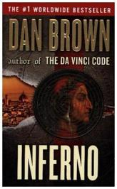 Inferno, English edition