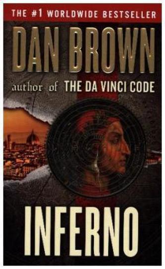 Inferno, English edition - Dan Brown
