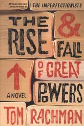 The Rise & Fall of Great Powers. Aufstieg und Fall großer Mächte, englische Ausgabe