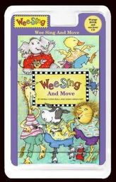 Wee Sing and Move, w. Audio-CD