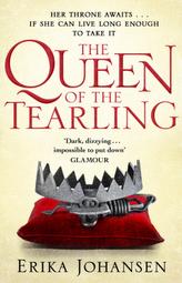 The Queen Of The Tearling. Die Königin der Schatten, englische Ausgabe
