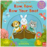Row, Row, Row Your Boat - Sing Along With Me!