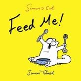 Simon's Cat, Feed Me!. Simons Katze - Fütter mich! englische Ausgabe