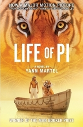Life of Pi, Film Tie-In. Schiffbruch mit Tiger, englische Ausgabe