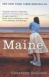 Maine. Sommer in Maine, englische Ausgabe