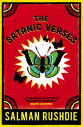 Satanic Verses. Die satanischen Verse, englische Ausgabe