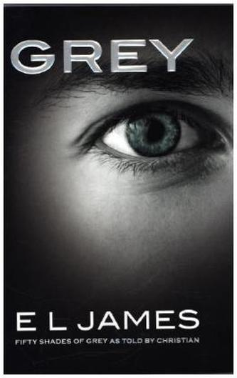 Grey - Fifty Shades of Grey as Told by Christian. Grey - Fifty Shades of Grey von Christian selbst erzählt, englische Ausgabe - James, E L