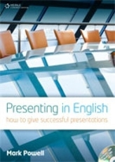 Presenting in English, with 2 Audio-CDs