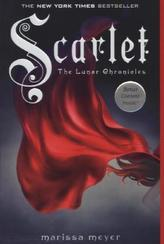 The Lunar Chronicles - Scarlet