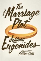 The Marriage Plot. Die Liebeshandlung, englische Ausgabe