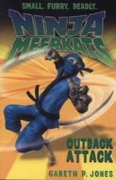 Ninja Meerkats - Outback Attack. Power Ninjas - Kampf der Koalas, englische Ausgabe