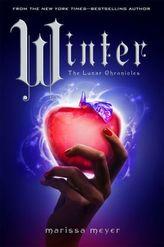 The Lunar Chronicles - Winter. Die Luna-Chroniken - Wie Schnee so weiß, englische Ausgabe