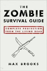 The Zombie Survival Guide, English edition. Der Zombie Survival Guide, englische Ausgabe