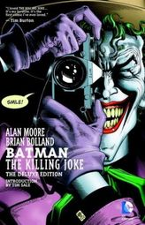 Batman, The Killing Joke (The Deluxe Edition), English edition