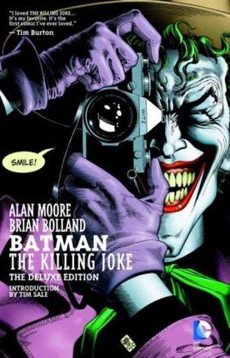 Batman, The Killing Joke (The Deluxe Edition), English edition - Moore, Alan