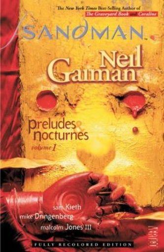 The Sandman - Preludes & Nocturnes (New Edition) - Neil Gaiman