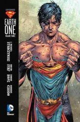 Superman: Earth One. Superman: Erde Eins, englische Ausgabe. Vol.3