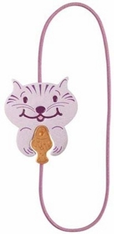 Artisan Interlocking Magnetic Bookmarks, Katze