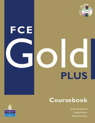FCE Gold Plus Coursebook - Náhled učebnice