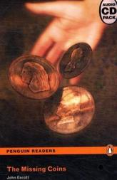 The Missing Coins, w. Audio-CD