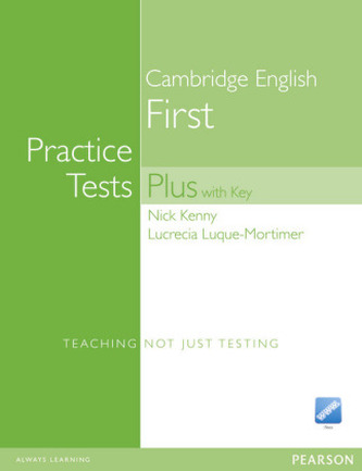 Practice Tests Plus FCE New Edition Students Book with Key/CD Rom Pack - Kenny, Nick