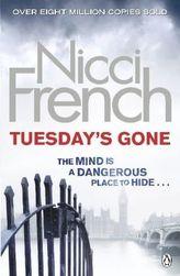 Tuesday's Gone. Eisiger Dienstag, englische Ausgabe