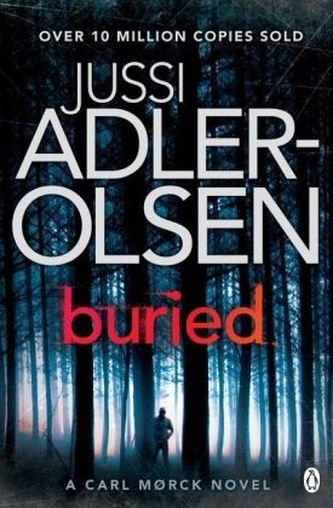Buried. Erwartung, englische Ausgabe - Jussi Adler-Olsen