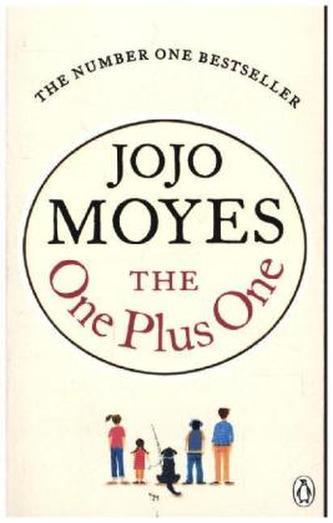 The One Plus One. Weit weg und ganz nah, englische Ausgabe - Jojo Moyes