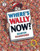 Where's Wally Now?. Wo ist Walter jetzt?, englische Ausgabe