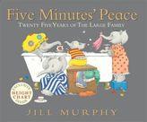 Five Minutes' Peace. Nur fünf Minuten Ruh', englische Ausgabe