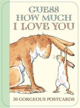 Guess How Much I Love You, Postcard Book