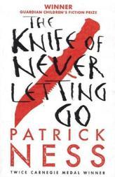 Knife of Never Letting Go. New World - Die Flucht, englische Ausgabe