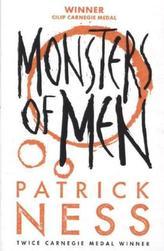 Monsters of Men. New World - Das brennende Messer, englische Ausgabe