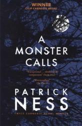 A Monster Calls. Sieben Minuten nach Mitternacht, englische Ausgabe