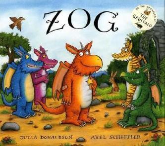 Zog. Zogg, englische Ausgabe - Julia Donaldson