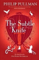 The Subtle Knife. Das magische Messer, englische Ausgabe