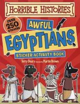 Awful Egyptians Sticker