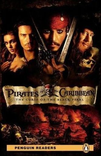 Pirates of the Caribbean - The Curse of the Black Pearl, w. MP3-CD - Eastment, Diana