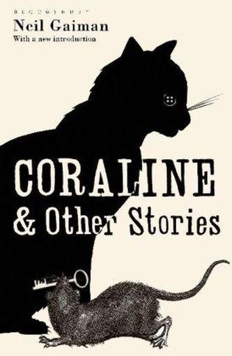 Coraline, English edition - Neil Gaiman