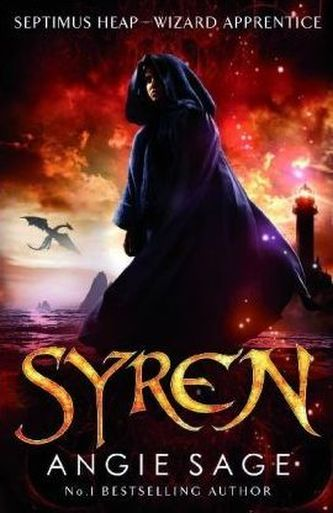 Septimus Heap - Syren, English edition - Sage, Angie