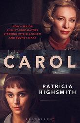 Carol. Das Mädchen, das rückwärts ging, englische Ausgabe