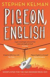 Pigeon English, English edition