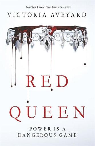 Red Queen. Die Farben des Blutes - Die rote Königin, englische Ausgabe - Aveyard, Victoria