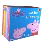Peppa Pig: Little Library, 6 vols.